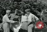 Image of General Mark W Clark Eboli Italy, 1943, second 6 stock footage video 65675030837