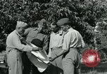 Image of General Mark W Clark Eboli Italy, 1943, second 8 stock footage video 65675030837