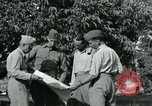 Image of General Mark W Clark Eboli Italy, 1943, second 9 stock footage video 65675030837