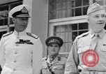 Image of King George VI Algiers Algeria, 1943, second 6 stock footage video 65675030841
