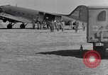 Image of C-47 aircraft South Pacific Ocean, 1944, second 4 stock footage video 65675030843