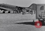 Image of C-47 aircraft South Pacific Ocean, 1944, second 5 stock footage video 65675030843