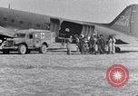 Image of C-47 aircraft South Pacific Ocean, 1944, second 6 stock footage video 65675030843