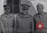 Image of Field Marshal Jan Christian Smuts Tunis Tunisia, 1944, second 8 stock footage video 65675030845