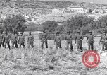 Image of General Andrus decorates members of 105th CA AA Battalion Sicily Italy, 1944, second 2 stock footage video 65675030846