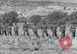Image of General Andrus decorates members of 105th CA AA Battalion Sicily Italy, 1944, second 3 stock footage video 65675030846