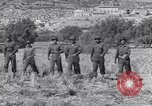 Image of General Andrus decorates members of 105th CA AA Battalion Sicily Italy, 1944, second 6 stock footage video 65675030846