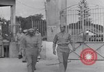 Image of General Mark Clark Algeria, 1944, second 2 stock footage video 65675030848