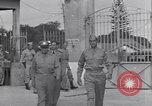 Image of General Mark Clark Algeria, 1944, second 3 stock footage video 65675030848