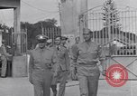Image of General Mark Clark Algeria, 1944, second 4 stock footage video 65675030848
