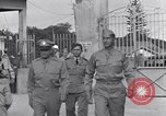 Image of General Mark Clark Algeria, 1944, second 5 stock footage video 65675030848