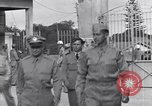 Image of General Mark Clark Algeria, 1944, second 6 stock footage video 65675030848