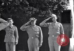 Image of General Mark Clark Algeria, 1944, second 8 stock footage video 65675030848