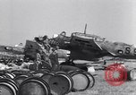 Image of Montecorvino Airfield Salerno Italy, 1943, second 5 stock footage video 65675030855