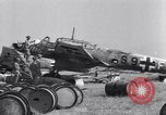 Image of Montecorvino Airfield Salerno Italy, 1943, second 7 stock footage video 65675030855