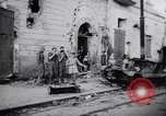 Image of British war correspondents Pompeii Italy, 1943, second 2 stock footage video 65675030857