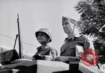 Image of General Mark W Clark Pompeii Italy, 1943, second 7 stock footage video 65675030860