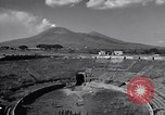 Image of post war scenes Pompeii Italy, 1943, second 9 stock footage video 65675030866