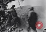 Image of 155mm artillery Italy, 1943, second 12 stock footage video 65675030875