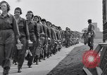 Image of Women's Army Corps WAC Stafford England, 1943, second 5 stock footage video 65675030884