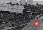 Image of American 5th Division infantry Gourock Scotland, 1943, second 3 stock footage video 65675030885