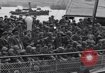 Image of American 5th Division infantry Gourock Scotland, 1943, second 8 stock footage video 65675030885