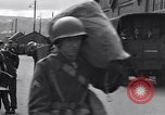 Image of American 5th Division infantry Gourock Scotland, 1943, second 2 stock footage video 65675030886