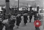 Image of American 5th Division infantry Gourock Scotland, 1943, second 6 stock footage video 65675030886