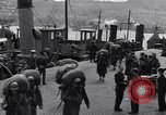 Image of American 5th Division infantry Gourock Scotland, 1943, second 10 stock footage video 65675030886