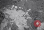 Image of B-25 bombing road Colletta Italy, 1943, second 11 stock footage video 65675030890
