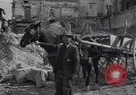 Image of Cleanup in Avellino Avellino Italy, 1943, second 2 stock footage video 65675030894