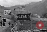 Image of Bombed town of Acerno Acerno Italy, 1943, second 2 stock footage video 65675030897