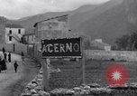 Image of Bombed town of Acerno Acerno Italy, 1943, second 11 stock footage video 65675030897