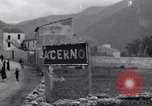 Image of Bombed town of Acerno Acerno Italy, 1943, second 12 stock footage video 65675030897