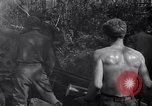 Image of 105mm Howitzer guns Salerno Italy, 1943, second 10 stock footage video 65675030904