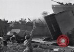 Image of British soldiers landing Salerno Italy, 1943, second 7 stock footage video 65675030911