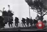 Image of British troops advance toward Salerno Salerno Italy, 1943, second 9 stock footage video 65675030914