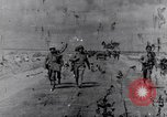 Image of US infantrymen marching Tunisia North Africa, 1943, second 1 stock footage video 65675030917