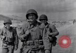 Image of US infantrymen marching Tunisia North Africa, 1943, second 11 stock footage video 65675030917