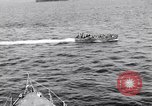 Image of Allied Landing Craft Salerno Italy, 1943, second 4 stock footage video 65675030930