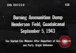 Image of General Knudsen Guadalcanal Solomon Islands, 1943, second 1 stock footage video 65675030935