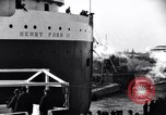 Image of Henry Ford II freighter Lorain Ohio USA, 1924, second 3 stock footage video 65675030951