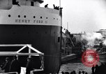 Image of Henry Ford II freighter Lorain Ohio USA, 1924, second 4 stock footage video 65675030951