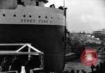 Image of Henry Ford II freighter Lorain Ohio USA, 1924, second 7 stock footage video 65675030951