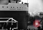Image of Henry Ford II freighter Lorain Ohio USA, 1924, second 10 stock footage video 65675030951