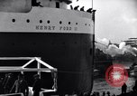 Image of Henry Ford II freighter Lorain Ohio USA, 1924, second 12 stock footage video 65675030951