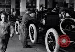Image of Ten millionth Ford Model-T Highland Park Michigan USA, 1924, second 10 stock footage video 65675030954