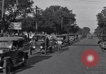 Image of ten millionth Ford motorcade Highland Park Michigan USA, 1924, second 2 stock footage video 65675030955