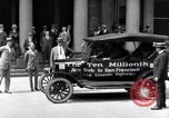 Image of ten millionth Ford motorcade Highland Park Michigan USA, 1924, second 11 stock footage video 65675030955