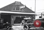 Image of Ford Motor Sales and Service Garage Michigan United States USA, 1919, second 2 stock footage video 65675030970